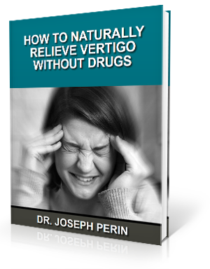 Free Vertigo Relief eBook from Dr. Joe Perin of Balanced Living Chiropractic