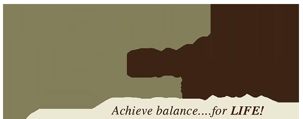 NUCCA Chiropractor Vancouver Washington | Dr. Joe Perin | Balanced Living Chiropractic Retina Logo