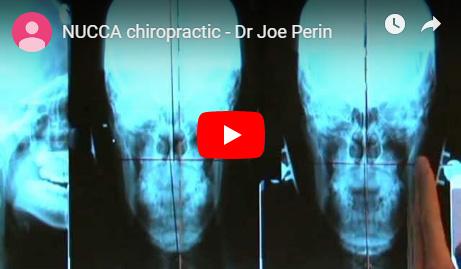 NUCCA chiropractic - Dr. Joe Perin